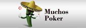 muchos poker logo