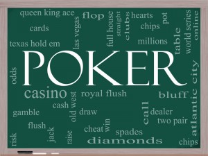 poker player types