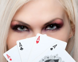 hot poker chick